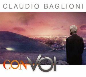 """Cover """"ConVoi"""" Claudio Baglioni"""