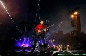 Muse al cinema con Live at Rome Olympic Stadium   ©  Jo Hale / Getty Images