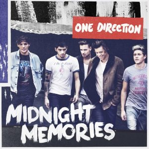 "Cover ""Midnight Memories""  One Direction"