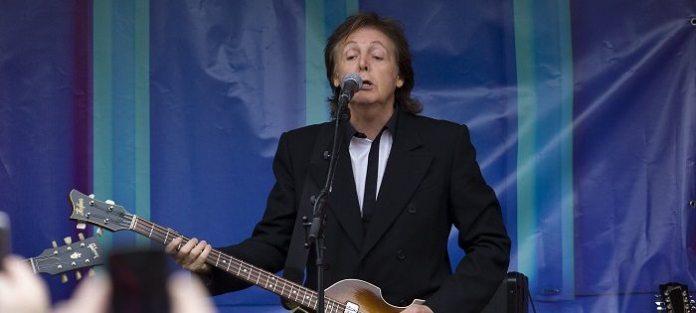 Paul McCartney avrebbe finito di registrare il nuovo disco