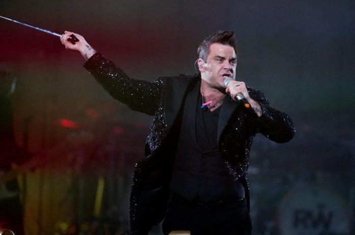 Robbie Williams   © Ferdy Damman/AFP/Getty Images