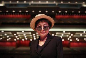 Yoko Ono | © Peter Macdiarmid/Getty Images