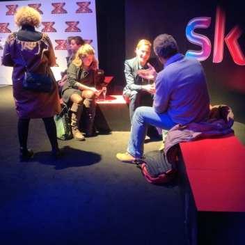 Conferenza stampa X Factor; Lucrezia Alparone