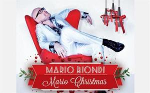 Mario Biondi - Mario Christmas - Artwork