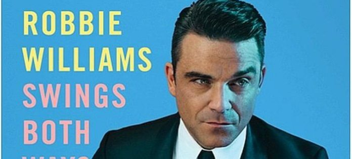"Robbie Williams a Maggio live a Torino per ""Swings Both Ways Tour"""