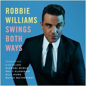 Robbie Williams - Swings Both Ways - Artwork