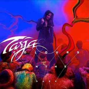 "Tarja - ""colours in the dark"" - Artwork"