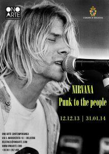 Nirvana: Punk to the People - Locandina