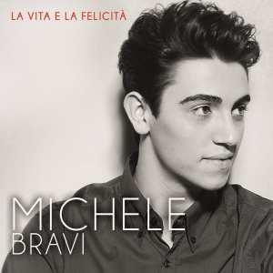 Michele Bravi - La vita e la felicità - Artwork