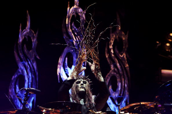 Joey Jordison | ©  Lisa Maree Williams / Getty Images