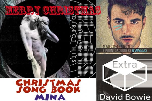Regali di Natale, i nostri consigli in musica