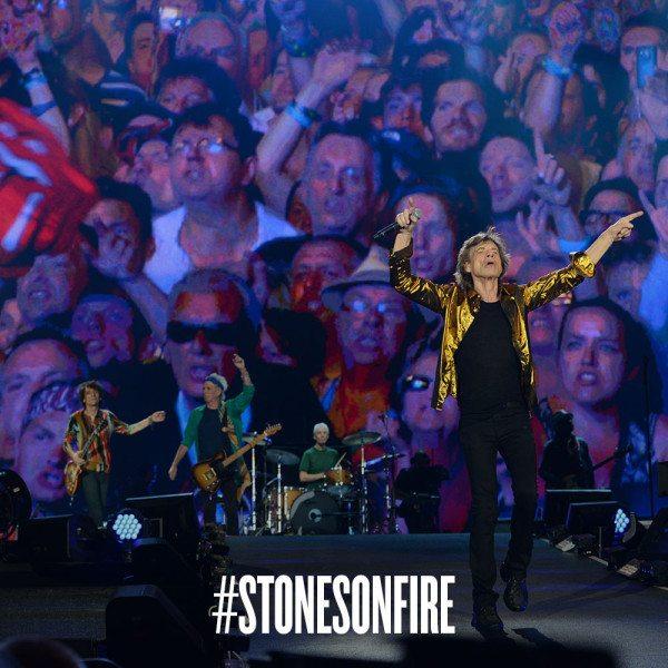 Rolling Stones, l'Italia è la conferma più attesa