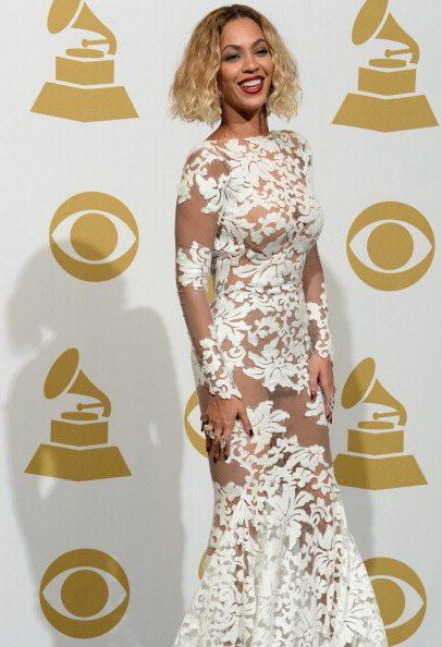 Beyoncé - Grammy Awards   © JOE KLAMAR / Getty Images