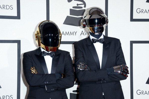 Daft Punk protagonisti ai Grammy 2014   © Jason Merritt/Getty Images
