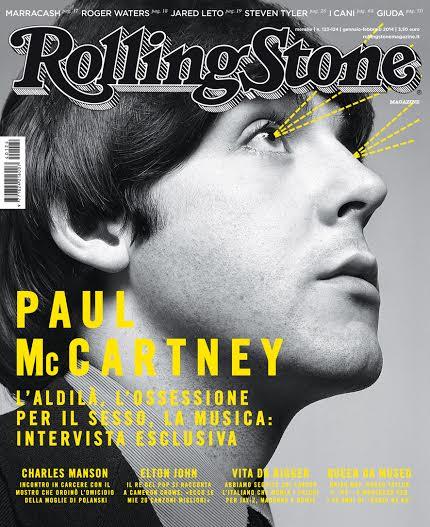 "Paul McCartney su Rolling Stone: ""Chiedo ancora consigli a John"