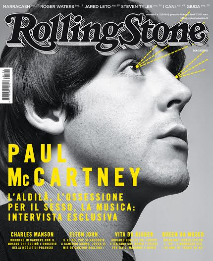 Paul McCartney su Rolling  Stone