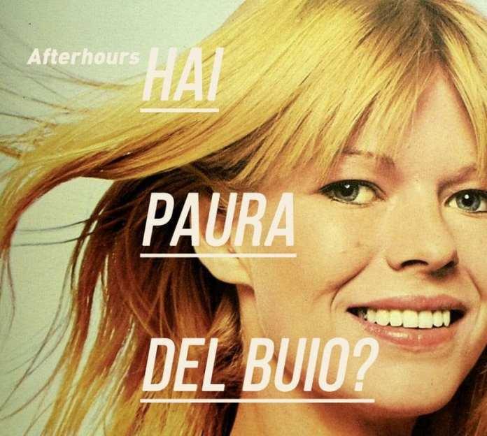 Afterhours - Hai Paura del Buio? - Artwork