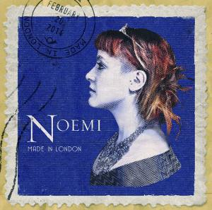 "Noemi cover ""Made in London"""