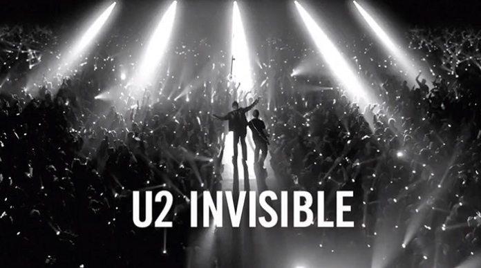 """U2, il videoclip di """"Invisible"""""""
