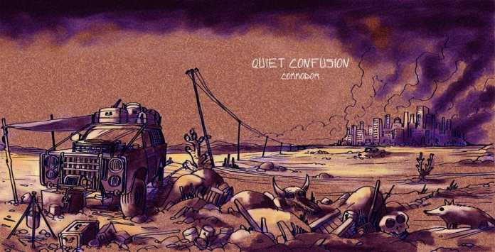 "Quiet Confusion - ""Commodor"" ©Facebook"