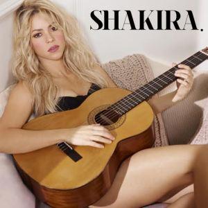 """Shakira - """"Shakira""""- Artwork"""