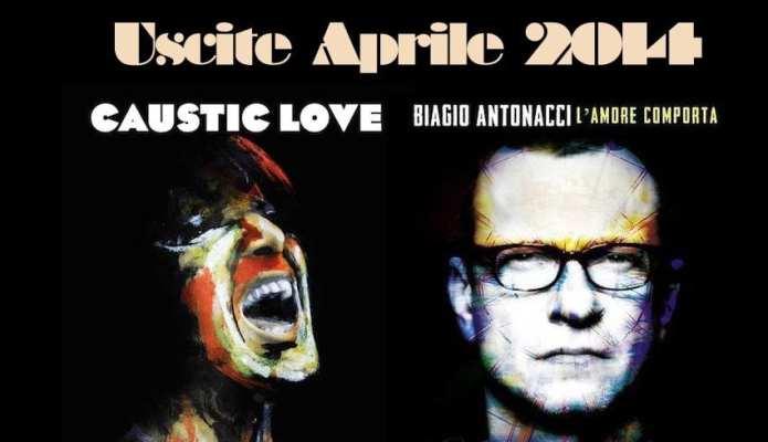 Da Caparezza a Biagio Antonacci le uscite discografiche di Aprile 2014