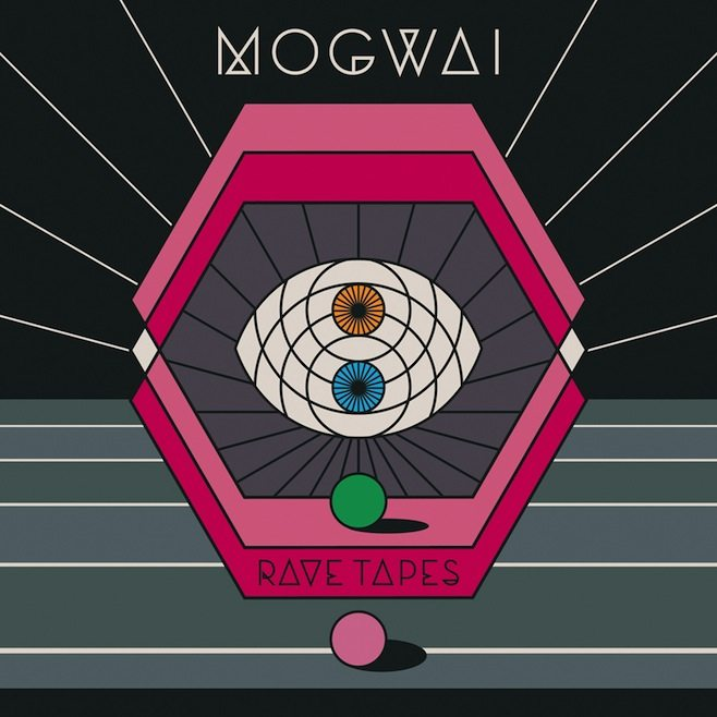 Mogwai - Rave Tapes - Artwork
