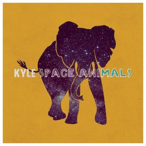 KYLE_Space_Animals_cover