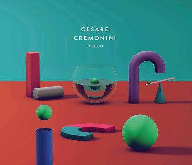 Cesare Cremonini - Logico - Artwork