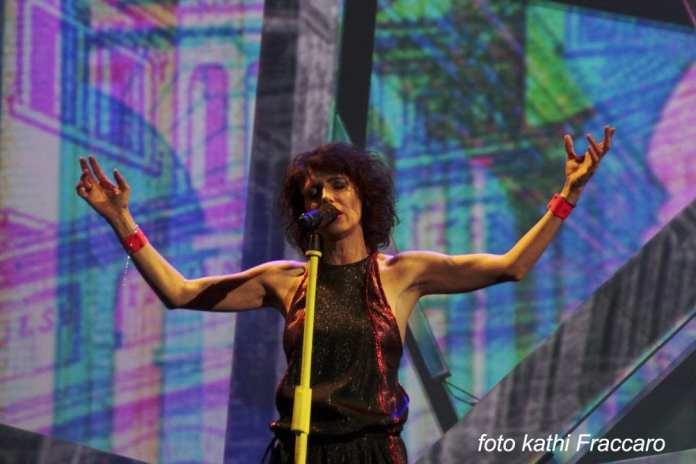 Giorgia, Senza Paura all' Arena di Verona