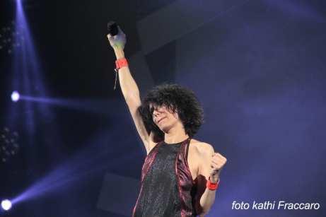Giorgia tour - © Kathi Fraccaro