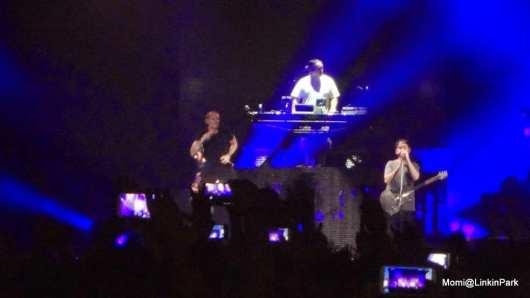 Joe Hahn | Linkin Park live Milano | © Momi