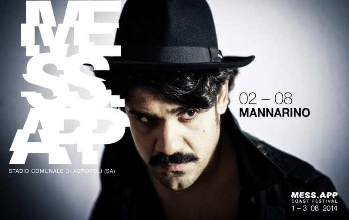 Alessandro Mannarino al MessApp Festival