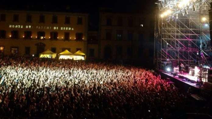 Robert Plant - Pistoia Blues Festival | © Jacopo Pagliai -MelodicaMente