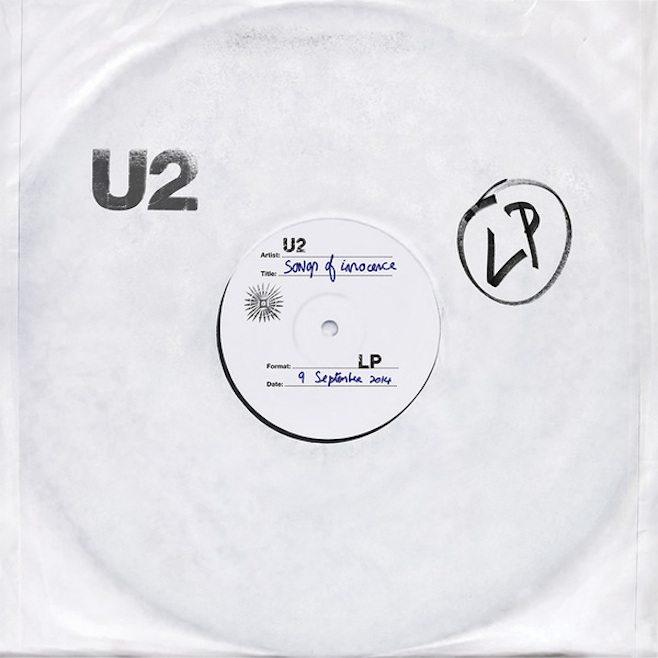 U2 - Songs of Innocence - Artwork