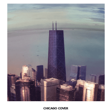 Foo Fighters - Sonic Highways - Chicago Vinyl Cover