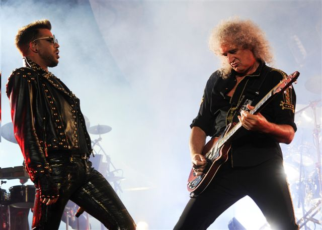 Queen -Adam Lambert - Tour