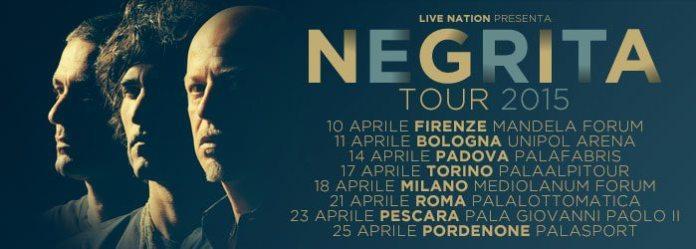 Negrita Tour 2015 - © Live Nation