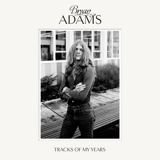 Bryan Adams - Tracks of my years - Artwork
