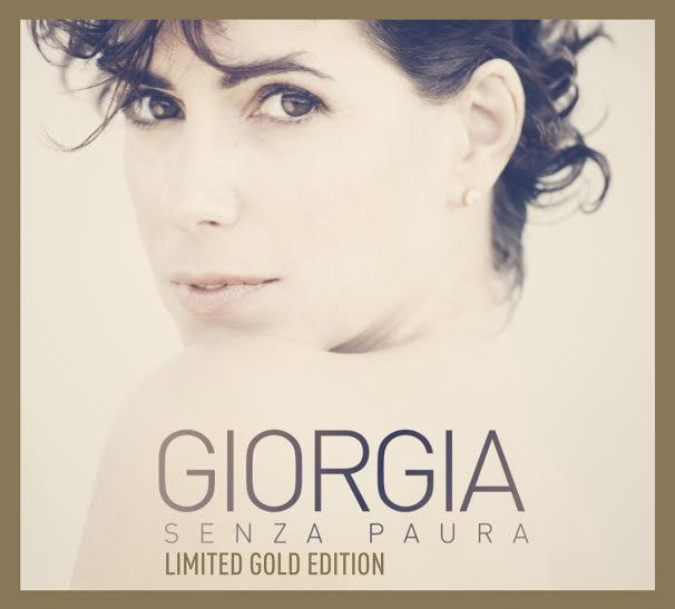 """Giorgia, la tracklist completa di """"Senza Paura Limited Edition"""""""