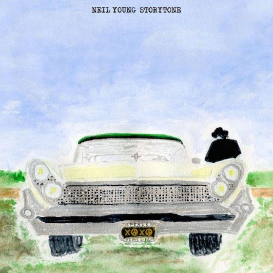 """Neil Young, """"Storytone"""" è il nuovo album"""