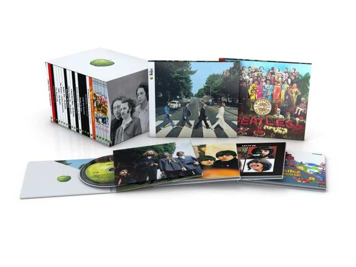 """""""The Beatles"""" in edicola la collezione completa"""