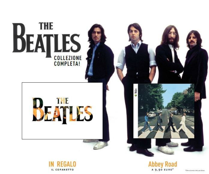 Beatles collana