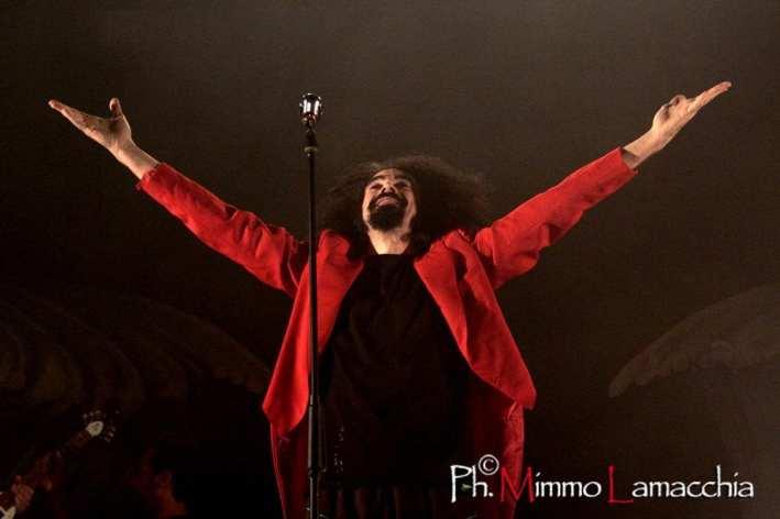 Caparezza - Museica - Conegliano 12 dicembre 2014 | © Mimmo Lamacchia