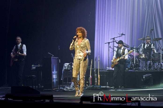Fiorella Mannoia live ed emozioni a Verona