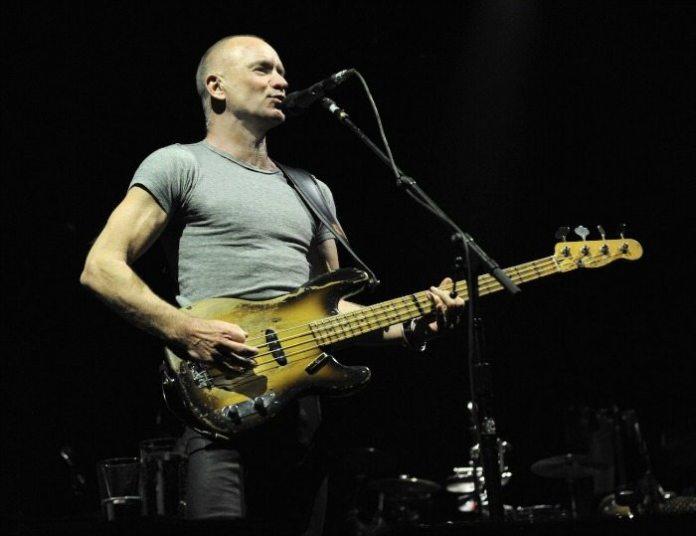 Pistoia Blues Festival, Sting chiude con i più grandi successi dei Police
