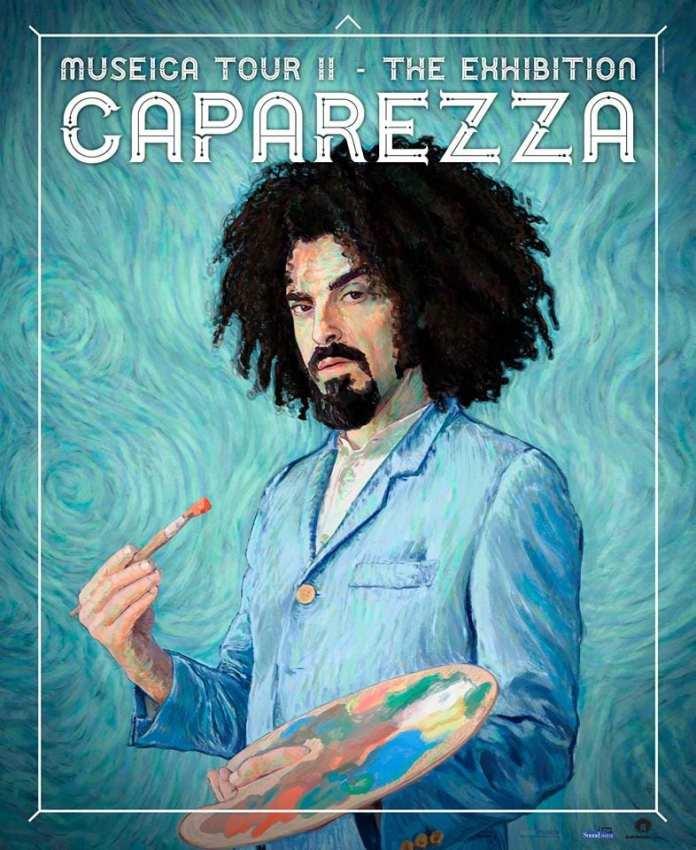 Caparezza - Museica Tour II, The Exhibition - © Official Facebook