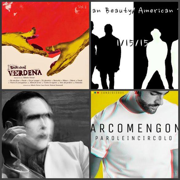 Uscite Discografiche Gennaio 2015   © MelodicaMente