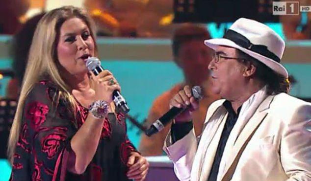 Al Bano e Romina duetto a Sanremo 2015: Felicità all'Ariston