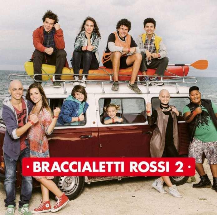 """""""Braccialetti Rossi 2"""", la colonna sonora conquista la FIMI"""